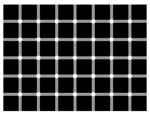 Count the black dots...